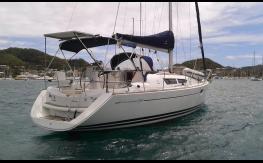 Jeanneau Sun Odyssey 36 i : In Martinique